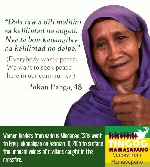 mamasapano-woman